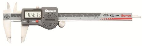 "STARRETT® 6"" Digital Caliper - USA MADE!"