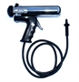 USED SEMCO® Pneumatic Pistol Grip Sealant Gun with 6 oz Retainer & Hose