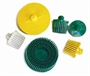"3M™ Roloc™ Bristle Disc - 1"" Green 50 Grit"