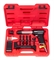 "Deluxe ""737"" Rivet Gun Kit with 4X Rivet Gun & Bucking Bars"