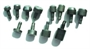 Rivet Squeezer Set - 12 Piece Kit - Made in the USA!