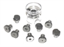 10 Piece Drill Bushing Kit -