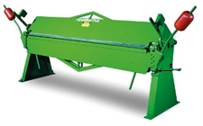 "TENNSMITH 4ft (48"") Straight Hand Brake - 22 ga. Capacity"