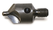 #21 CARBIDE TIPPED Countersink Cutter - 130 Degree