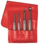 STARRETT® 4 Piece Small Hole Ball Gage Set - USA MADE!