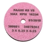 "2"" x 1/4"" Medium (60 Grit) Grinding Wheel"