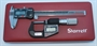 STARRETT® Digital Micrometer & Caliper Set - Global Series