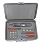 NEW! 17 Pc Air Ratchet Tool Kit for Hi-Lok Installation AND Removal