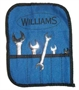 WILLIAMS 5 Piece MINI Open End Wrench Set (USA Made)