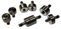 "4 Piece Dimple Die Kit - 3/32"", 1/8"", 5/32"", & 3/16"" - Storage Box Included!"