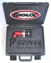 SIOUX 13 Piece Rivet Shaver Kit with Fitted Storage Box - BrownTool Exclusive Design!