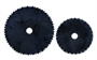 "Metal Cutoff Wheels - Blade Diameter: 1-1/2"", No. of Teeth: 44"