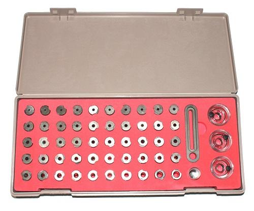 55 Piece Master Drill Bushing Kit Brown Tool Exclusive