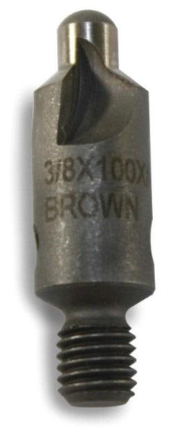 Countersink,120 deg,3//8 Body