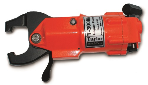 Taylor Alligator Quot A Quot Rivet Squeezer With 3 Quot Reach Jaws